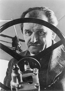 Ferdinand Porsche was an automotive engineer and founder of the Porsche car company. He is best known for creating the first gasoline-electric hybrid vehicle (Lohner-Porsche), the Volkswagen Beetle, the Mercedes-Benz SS/SSK, several other important developments and Porsche automobiles. In addition, Porsche designed the 1923 Benz Tropfenwagen, which was the first racing car with a mid-engine, rear-wheel drive layout.