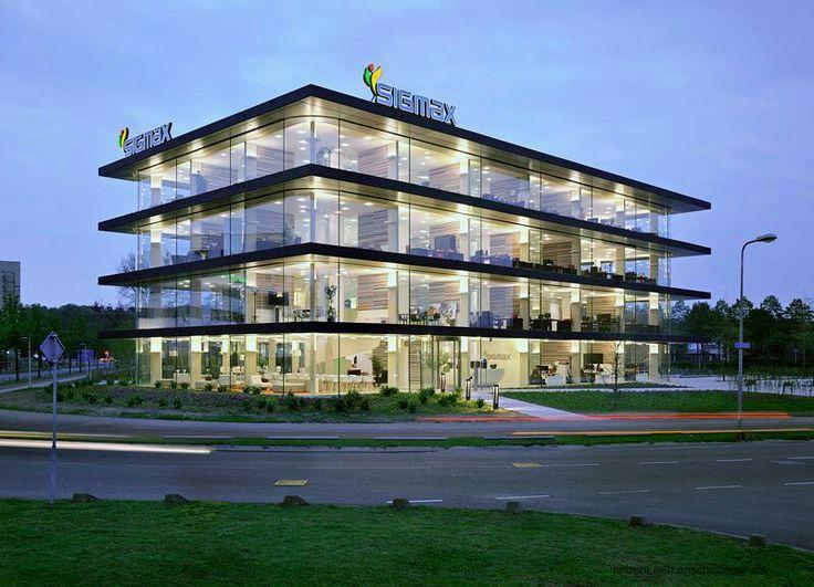 Nederland, Enschede, Drienerlo, Sigmax gebouw