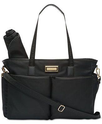 75a93916c77 Calvin Klein Florence Diaper Bag - Handbags   Accessories - Macy s ...