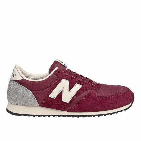 New Balance, u420, burgundy.