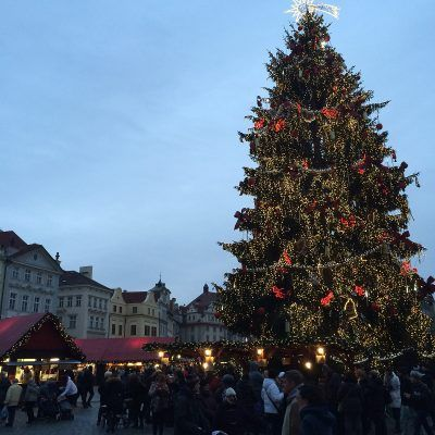 Postcard From | Prague ( & Christmas Market).