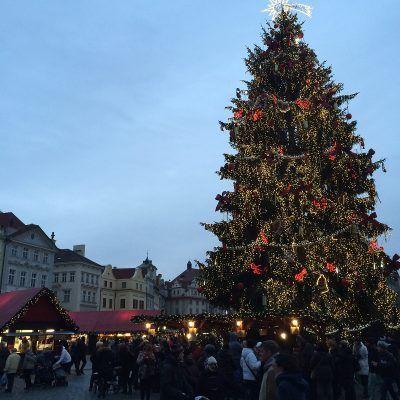 Postcard From | Prague ( & Christmas Market).