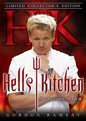 62 best gordon ramsay images on pinterest chefs ha ha and laughing hells kitchen seasons 1 to 4 volatile superstar chef gordon ramsay cranks up the ovens in the tantalizing prime time hit fandeluxe Gallery