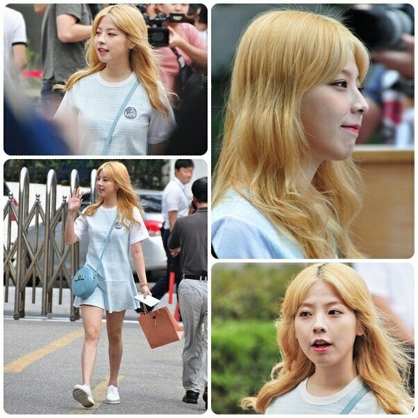 150828 JUNIEL arriving at Music Bank by @KpopMap #musicbank #kpopmap #kpop #kpopmap_juniel #juniel #주니엘
