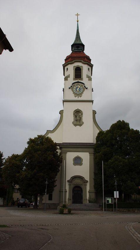 Röthlein-Heidenfeld, Pfarrkirche St. Laurentius