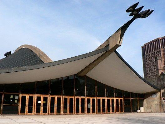 Galeria de Em foco: Eliel & Eero Saarinen! - 1