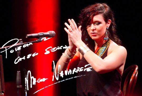 Magdalena Navarette - wokalistka, tancerka, producentka muzyczna, trenerka głosu.