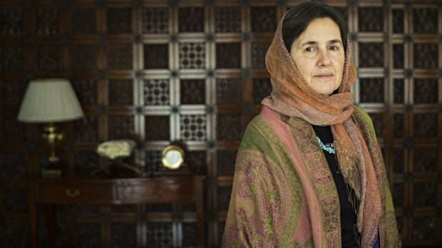 When Ashraf Ghani gave his inaugural speech as he entered Afghanistan's presidential palace in September, he did something few people expected of their country's new leader – he praised the work of his wife Rula, and thanked her for her support.