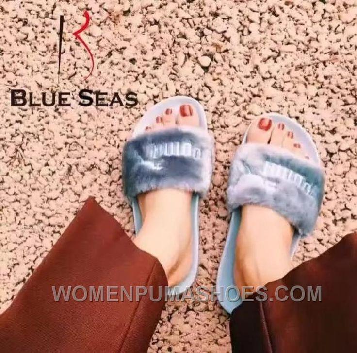 http://www.womenpumashoes.com/puma-by-rihanna-leadcat-fenty-grey-fur-slide-gray-cheap-to-buy-xjh6r.html PUMA BY RIHANNA LEADCAT FENTY GREY FUR SLIDE GRAY CHEAP TO BUY XJH6R Only $65.00 , Free Shipping!