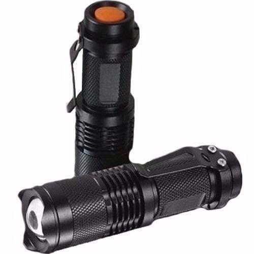 Mini Lanterna Tática Profissional Police Led 680000w 780000l