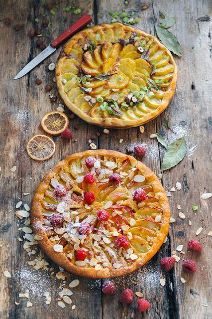 Dorian cuisine.com Mais pourquoi est-ce que je vous raconte ça... : Un four et deux tartes sinon rien ! Ma tarte aux p...