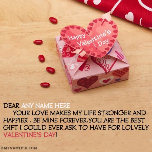 write your and others name on valentines day messages with name in beautiful style best app to write names on beautiful collection of happy valentine day