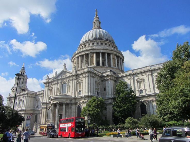London - Little J's Adventures