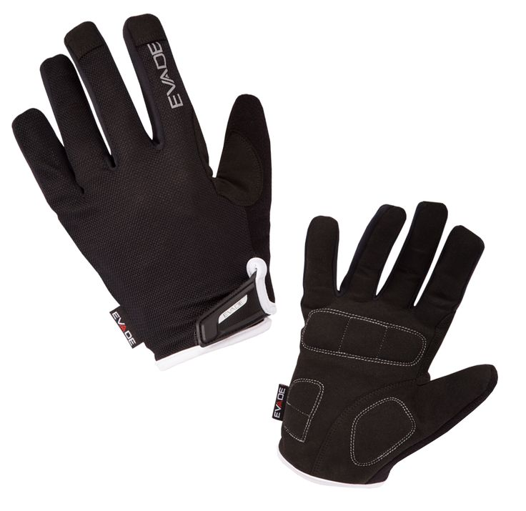 EVADE Touring Gel Full Finger Cycling Glove