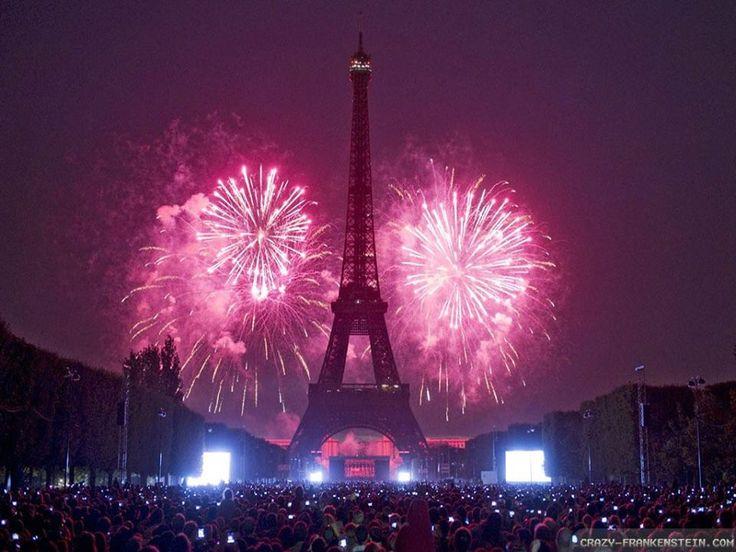 Happy New Year Paris!
