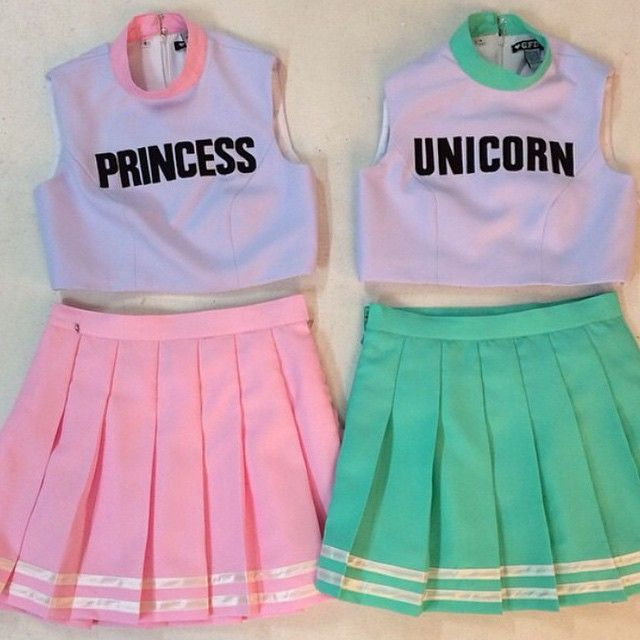THESE ARE AMAZING // this is for me and Chachou (my BFF) Chachou is a unicorn and i'm a princess ♥