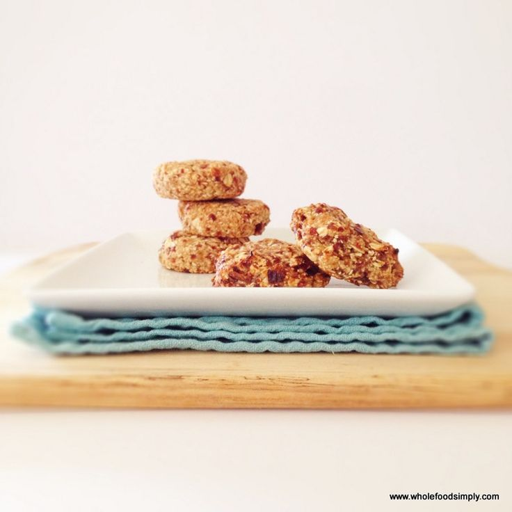 Breakfast Biscuits.  Quick, easy and delicious!  Free from dairy, eggs and refined sugar.  Enjoy!