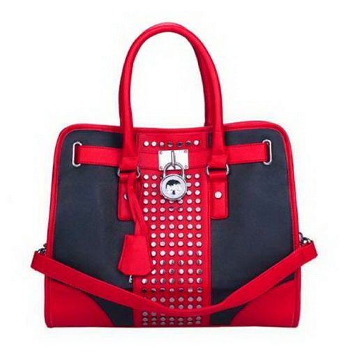 new fashion Michael Kors Hamilton Center-Stripe Studded Large Black Red Tote sale online, save up to 90% off being unfaithful limited offer, no duty and free shipping.#handbags #design #totebag #fashionbag #shoppingbag #womenbag #womensfashion #luxurydesign #luxurybag #michaelkors #handbagsale #michaelkorshandbags #totebag #shoppingbag