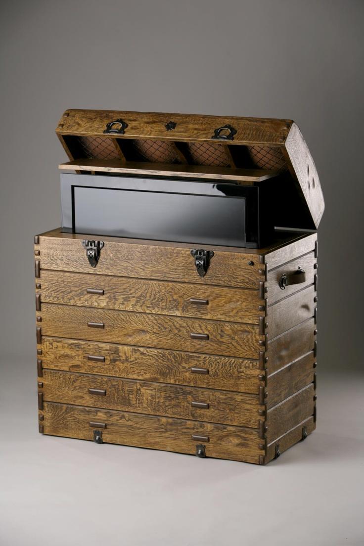 finest cacher tv derriere tableau with cache tv tableau. Black Bedroom Furniture Sets. Home Design Ideas