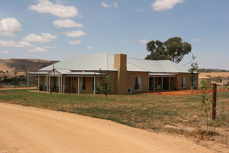 Design based on camden boorowa nsw examples of paal for Kit home designs nsw