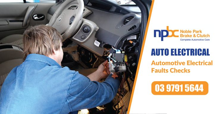 Auto Electrical Services Dandenong! Automotive electrical faults in your vehicle can be annoying at the best and dangerous at their worst. If not attended to quickly they may result in very expensive component failure. #AutoElectric #Mechanic #Electric