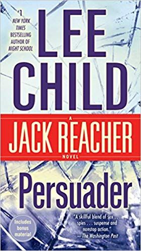 jack reacher series audio books