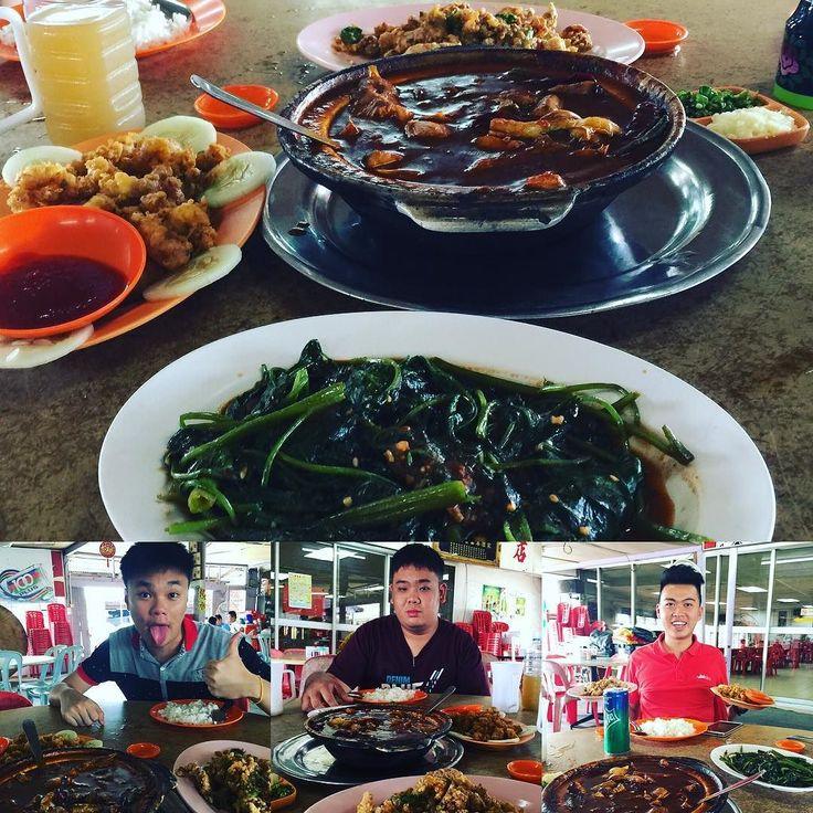 海鲜好吃 #sekinchan #大叔与三剑客