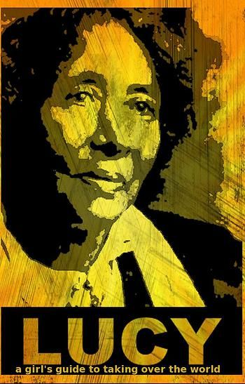 a girls guide to taking over the world | lucy parsons