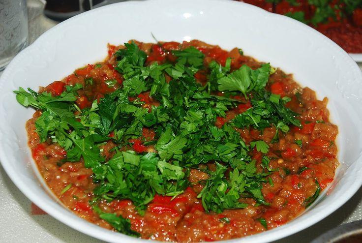 Hatay Mutfağı Arap Kebabı