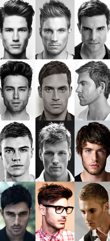 мужские стрижки на лице в картинках имеют