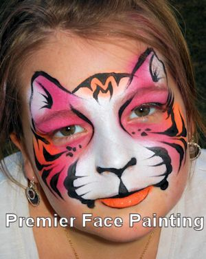 Premier Face Painting - Louisville KY Face Painting,Balloon Twisting,Airbrush Tattoos,Magican