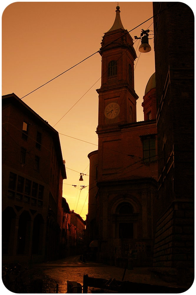 Bologna, Italy - lovely town!!