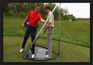 Golf Swing Plane Trainer