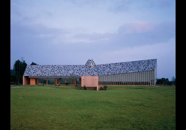 Church of Sky by Itami Jun Architects, Jeju Island, South Korea | Buildings | Architectural Review