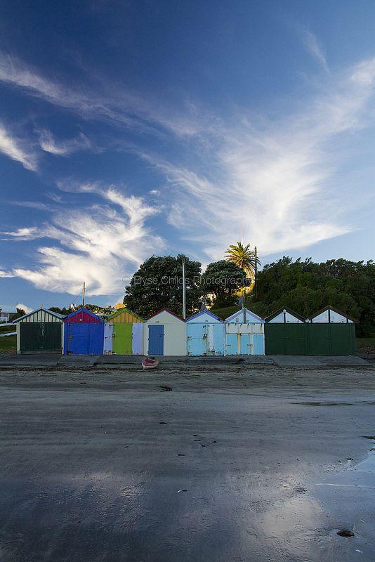 Titahi Bay beach, Porirua   © Elyse Childs Photography