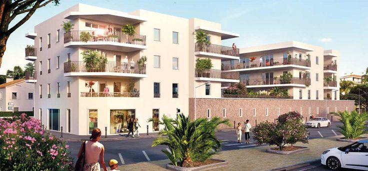 Investissement locatif en loi Pinel à LA SEYNE-SUR-MER
