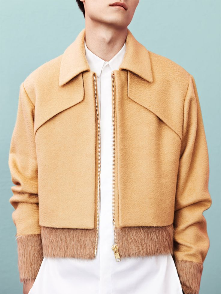 Sean Suen Fall/Winter 2014 Lookbook.