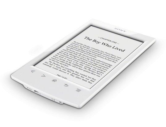 Liseuse SONY PRS-T2 blanc