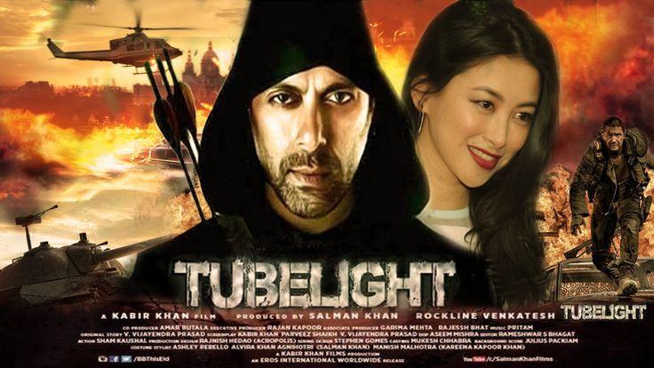 Tubelight Official Trailer   Salman Khan & Zhu Zhu