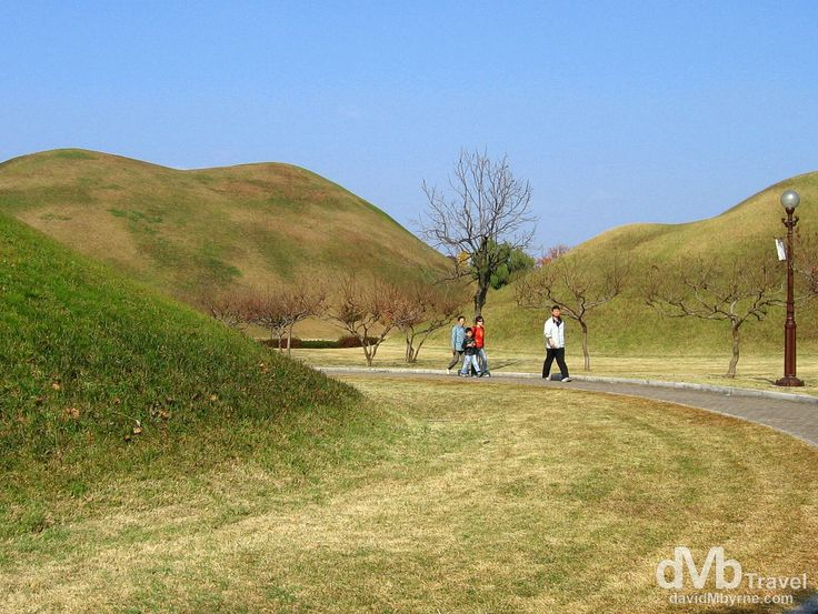 Gyeongju Historic Areas, South Korea | dMb Travel - Travel with davidMbyrne.com