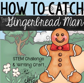 Adorable How-To writing craft-ivity with a STEM challenge! Love!