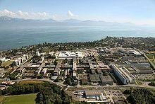 The École polytechnique fédérale de Lausanne (EPFL, English: Swiss Federal Institute of Technology in Lausanne) is one of the two Swiss Federal Institutes of Technology and is located in Lausanne, Switzerland.[3]