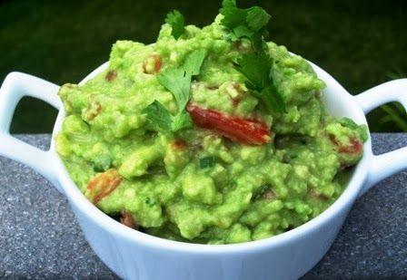 Family Guacamole Recipe, The Best, Good Fat, Yummy Brain Food!