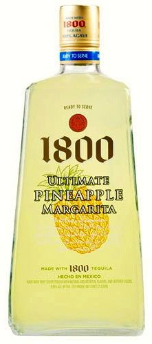 1800 Ultimate Pineapple Margarita 1.75L. Price: $16.99.