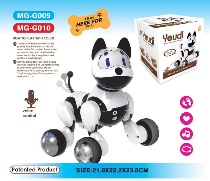 2015 Intelligent Electric Dog Voice Command Dog Puppet Singing Walking Dog Toys Smart Dogs For Kid Gifts With Original Box