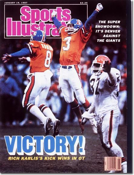 Image result for denver broncos sports illustrated cover