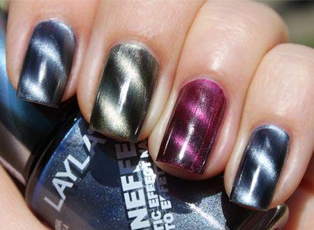 NEW Magnetic Nail Polish! <3
