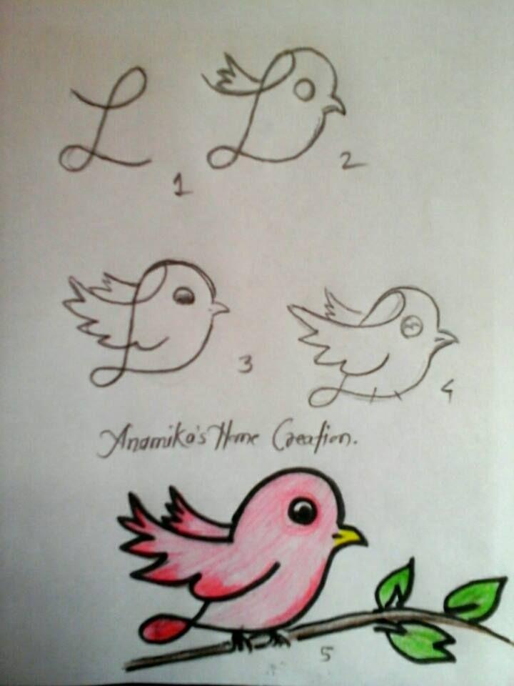 Draw with children