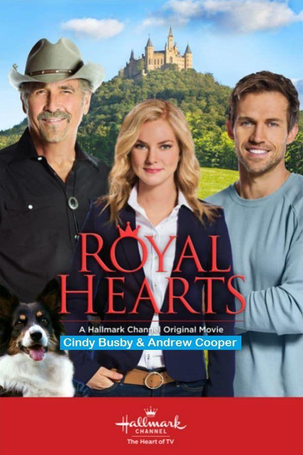 Royal+Hearts+2018+DVD+Hallmark+TV+Movie+Romance+Cindy+Busby