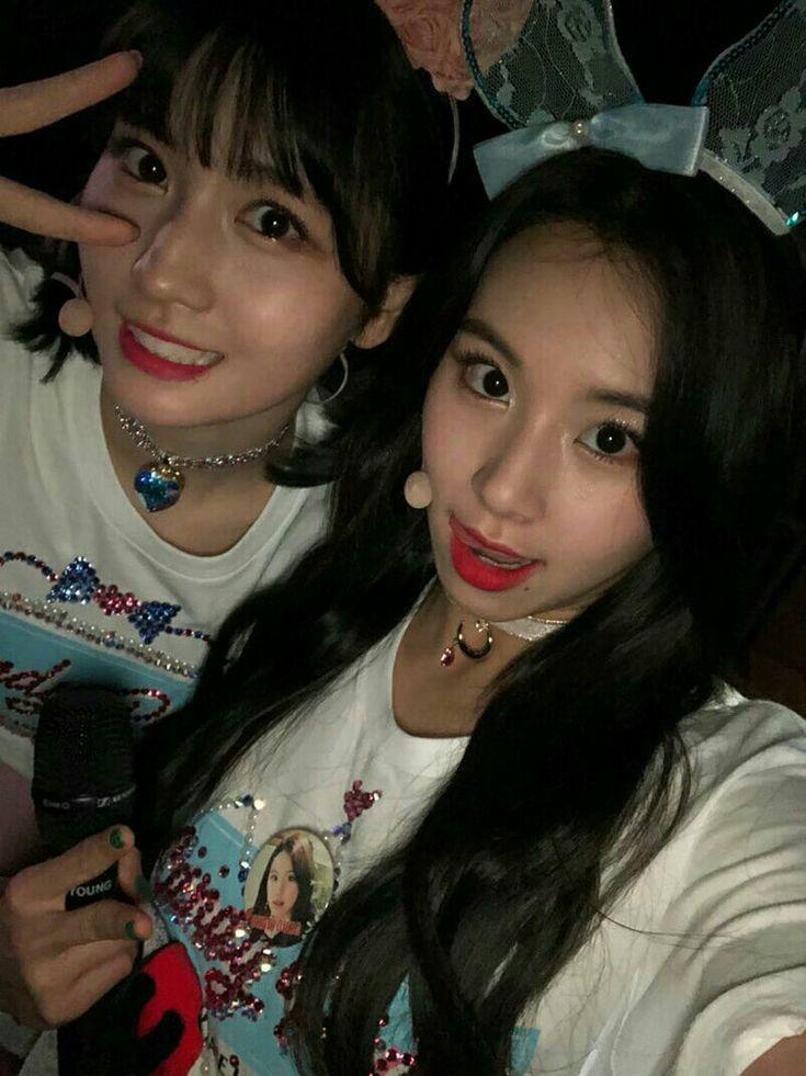 Momo & Chaeyoung | Twice